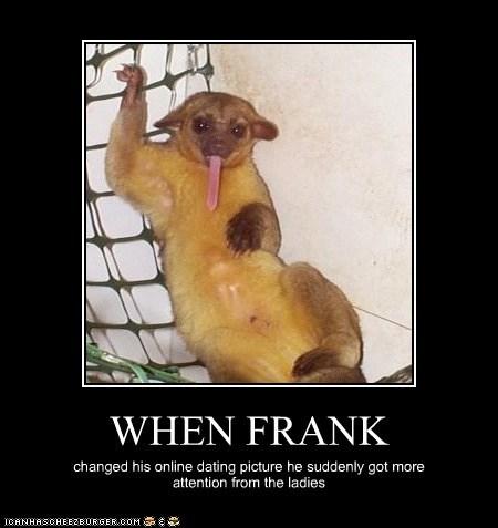 WHEN FRANK
