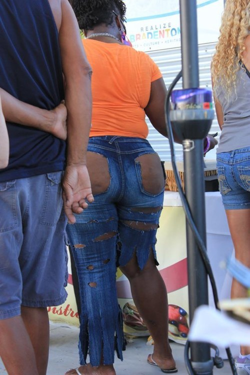 butts,jeans,holes