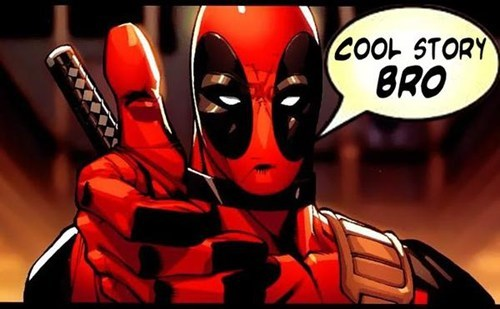 Deadpool Movie Update of the Day