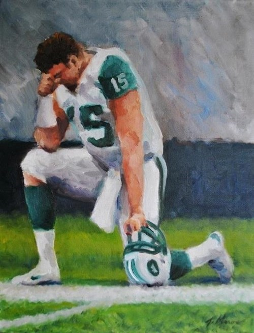 Tebowing Is Finally Legit of the Day