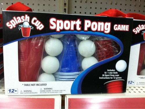 """Right. """"Sport"""" Pong"""