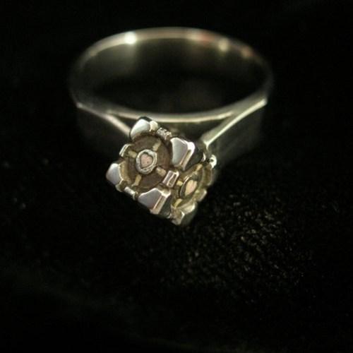 Companion Cube Ring