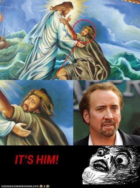 St Nicholas?
