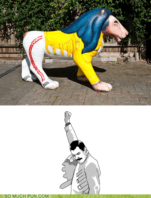 lion king,lion,queen,iconic,clothing,jacket,freddie mercury,gender roles,king