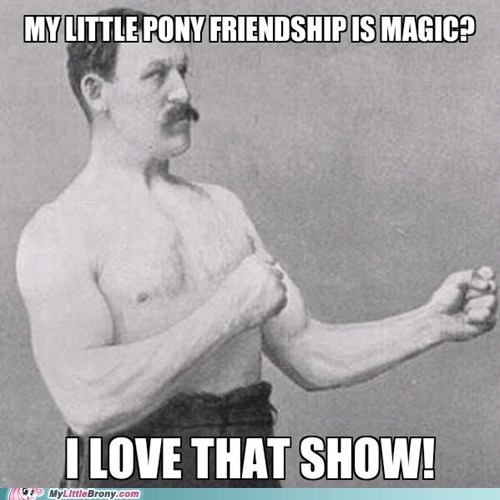 Manly show for men