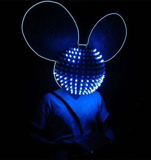 Deadmau5 Helmet of the Day