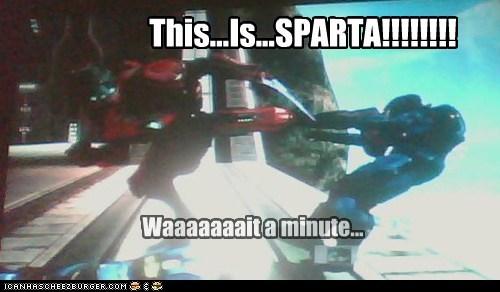 Shouldn't an Elite's Sparta kick be for Sangheilos?