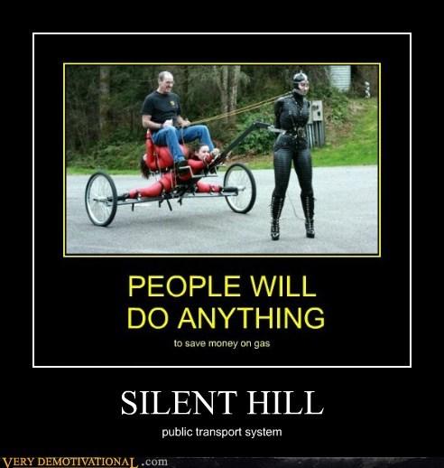 silent hill,public transport,gas