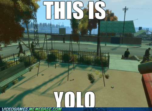 Remember the swingsets in GTA IV?