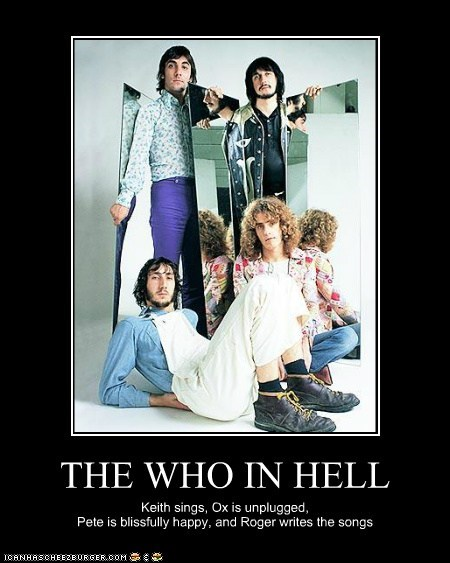 THE WHO IN HELL