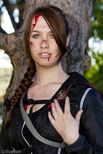 cosplay,katniss,hunger games,movies,books