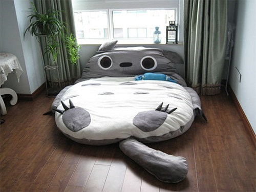 Snuggle Up With Totoro