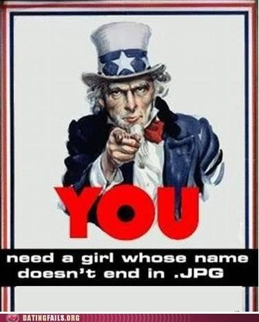 guilty,jpeg,Uncle Sam,need a girlfriend