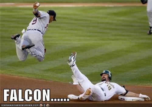 FALCON......