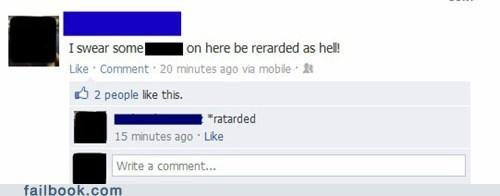 irony,spelling