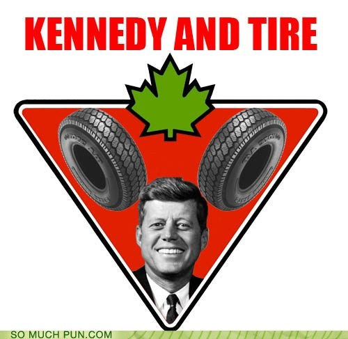 Kennedy and Tire