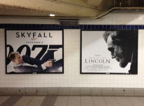 james bond,john wilkes booth,abraham lincoln,daniel day-lewis,Daniel Craig,best of week,Hall of Fame