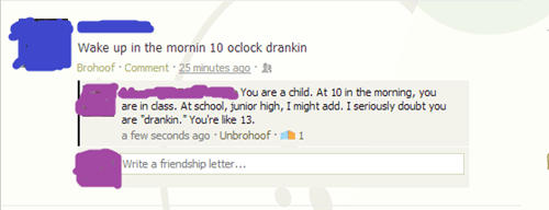 "You're Like 13, Do You Even Know What ""Drankin'"" Means?"