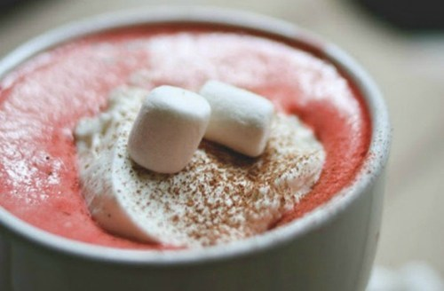 Red Velvet Hot Cocoa of the Day