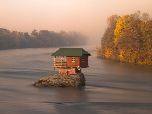 Riverfront Property in Serbia