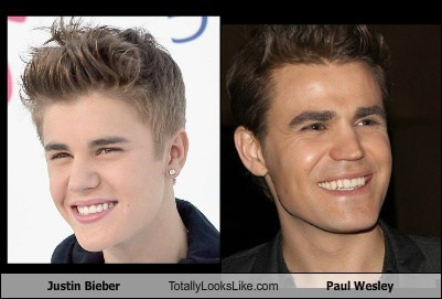Music,TLL,paul wesley,celeb,funny,justin bieber