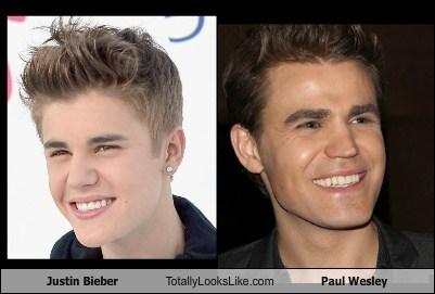 Justin Bieber Totally Looks Like Paul Wesley