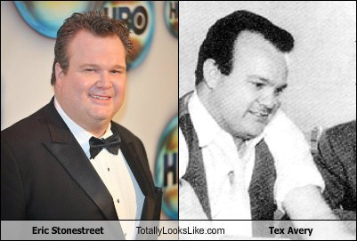 Eric Stonestreet Totally Looks Like Tex Avery