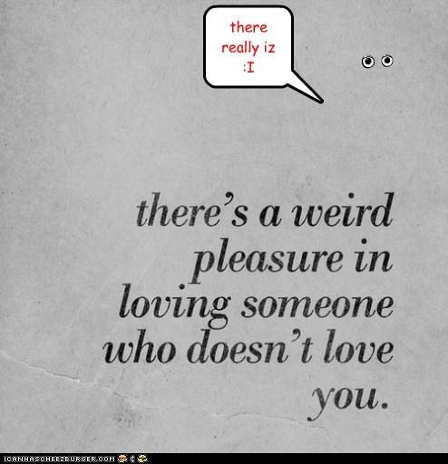 there really iz  :I