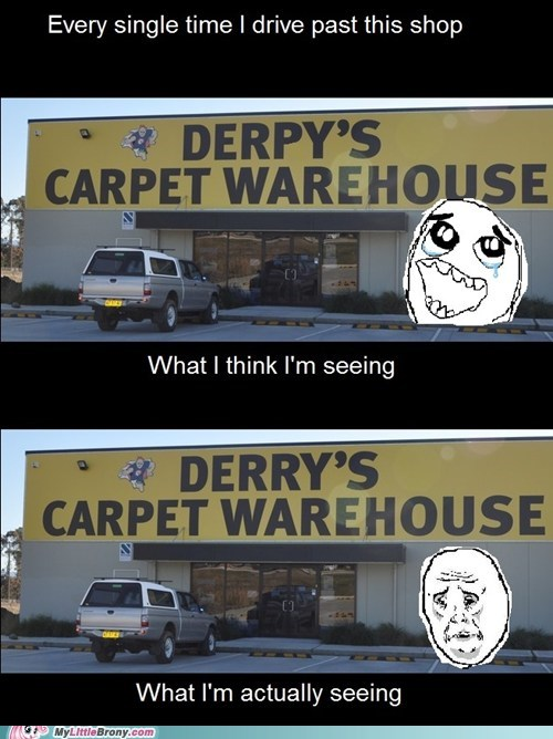 Confound That Elusive Derpy!