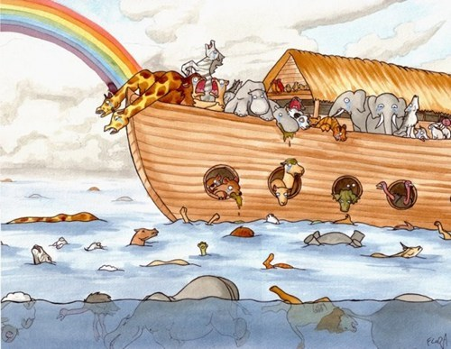 The Real Noah's Ark of the Day