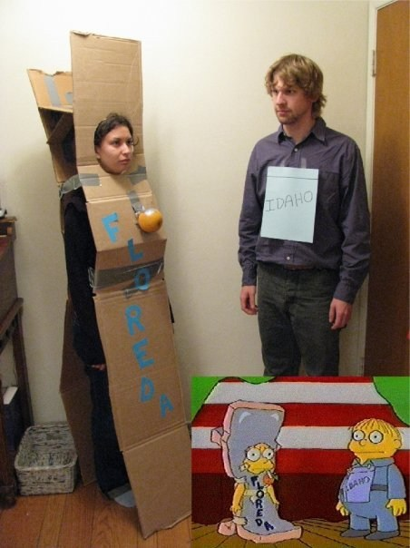 Halloween Costumes: Nailed It