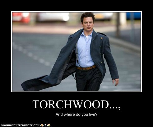 TORCHWOOD...,