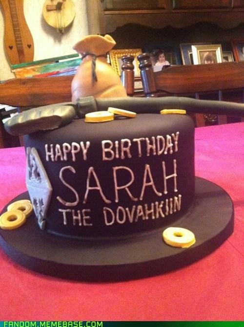 Cake! For Everyone!