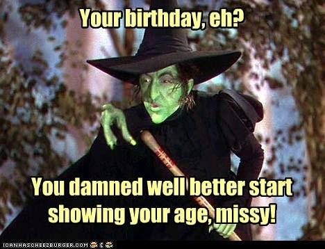 Happy Birthday, Charmer!