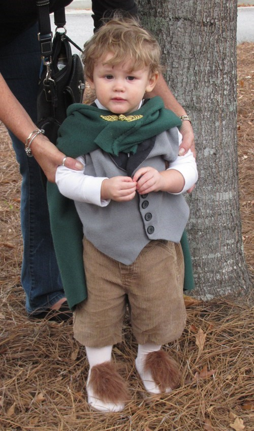 The Littlest Hobbit
