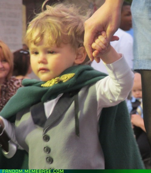 cosplay,kids,cute,hobbit