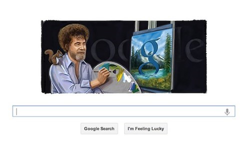 Happy Birthday, Bob Ross! of the Day
