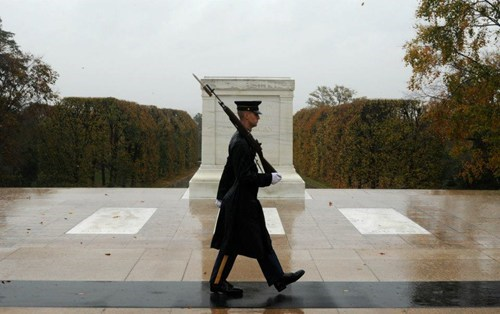 Tomb Of The Unknown Soldier Pic of the Day