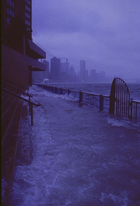 Hurricane Sandy Flooding Pic of the Day