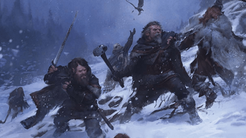 Night's Watch Roleplaying Sourcebook of the Day