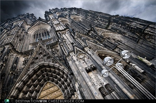 The Imposing Cologne Cathedral