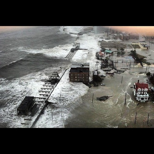 Atlantic City Hurricane Pic of the Day