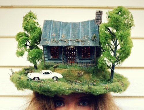 'Evil Dead' Cabin Hat of the Day