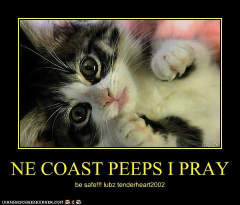 NE COAST PEEPS I PRAY