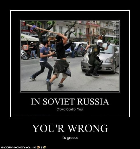 YOU'R WRONG