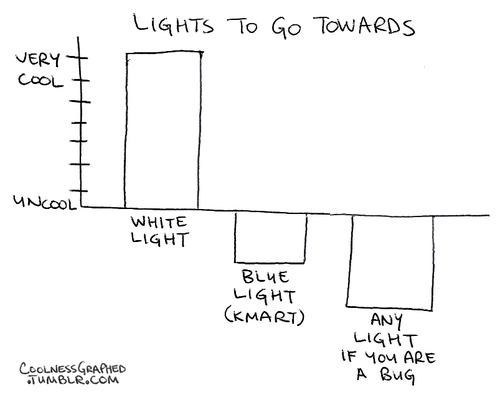 Lights to Go Towards