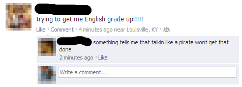 grammar,english,grades,Pirate
