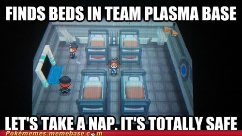 secret base,gameplay,sleepy times,team plasma