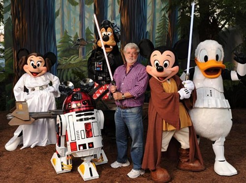 Breaking News of the Day: Disney Buys Lucasfilm, Says 'Star Wars Episode 7' In 2015