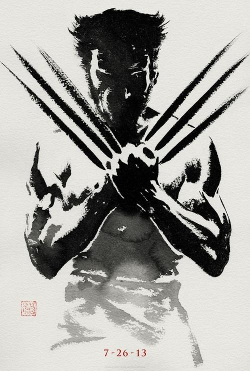 The Wolverine: Teaser Poster
